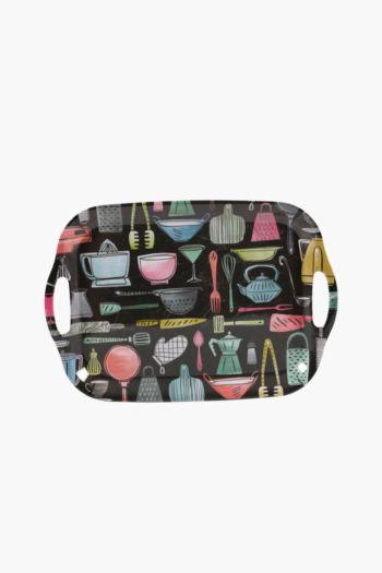 Gizmo Gadgets Melamine Tray, Medium