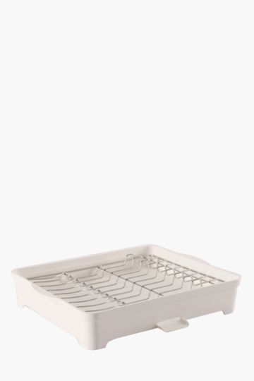 Stainless Steel Dish Rack With Drainer