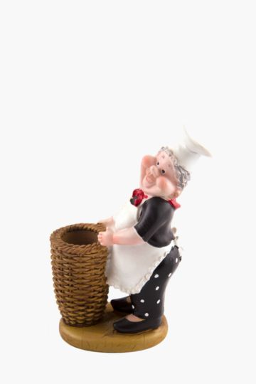 Chef Betty Toothpick Holder