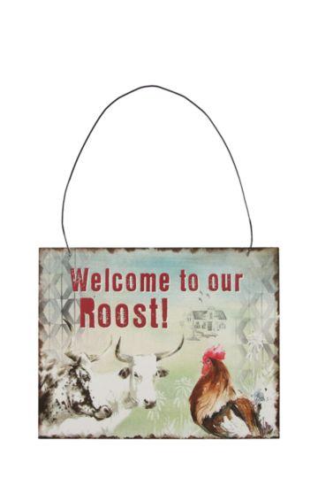 Cradock Rooster Sign