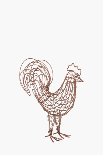 Wire Rooster, Large