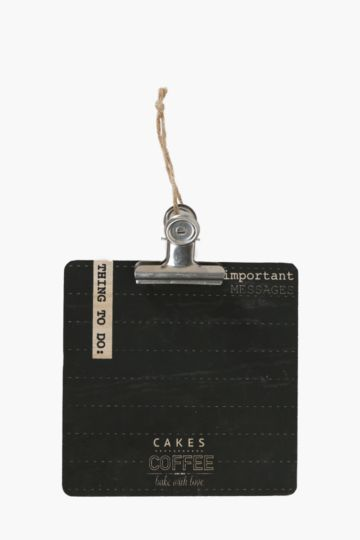 Coffee And Cake Note Pad