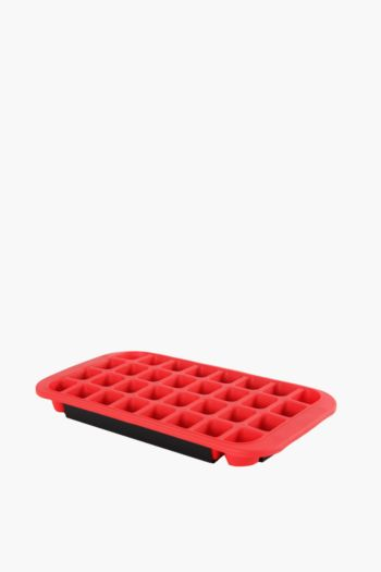 Silicone Ice Tray And Holder