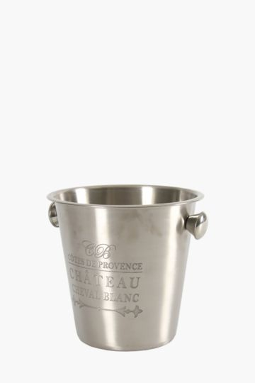 Embossed Ice Bucket Large
