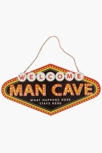 Vegas Mancave Bar Sign