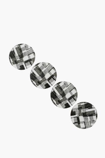 4 Pack Shirin Cork Coasters