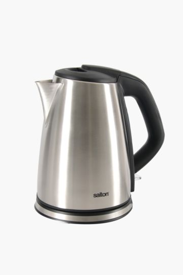 Salton Stainless Steel Kettle, 1,7 L