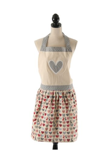 Bunny Love Country Apron