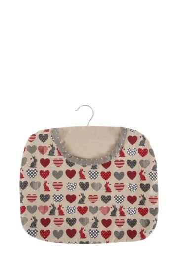 Bunny Love Peg Bag