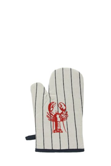 100% Cotton Lobster Single Oven Glove