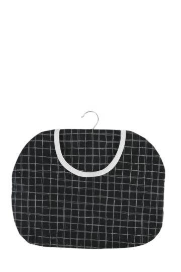 100% Cotton Check Peg Bag