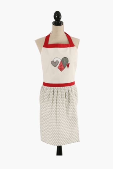 100% Cotton Country Love Apron