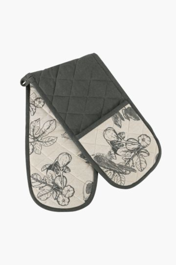 Wild Fig Double Oven Glove