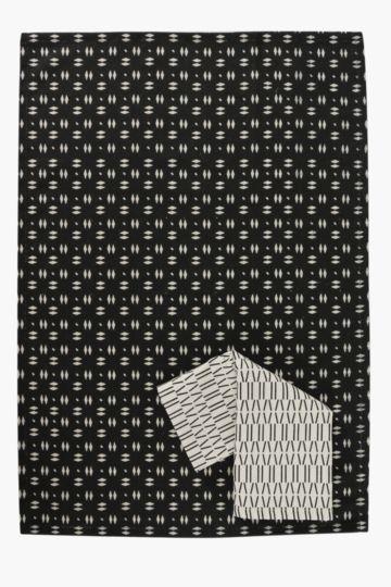 2 Pack Aura Urban Tea Towels