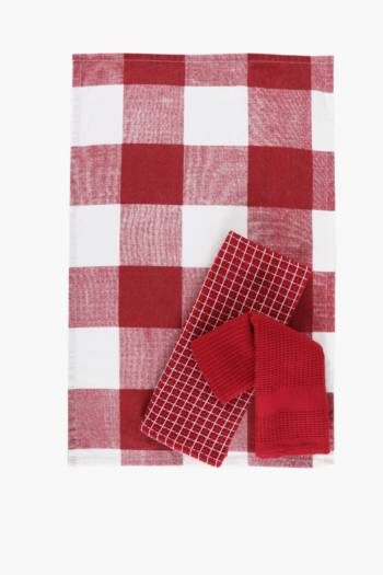 3 Pack Manhattan Tea Towels