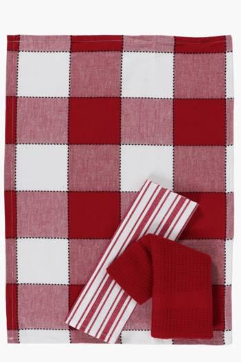 3 Pack Brooklyn Tea Towels