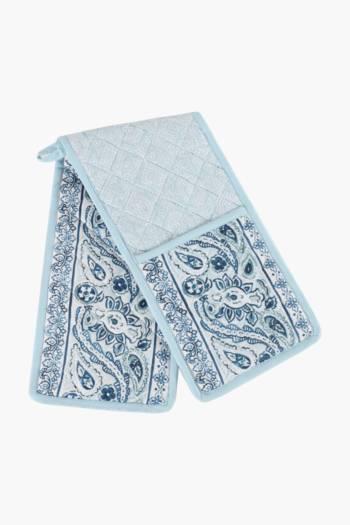 100% Cotton Ibadan Double Oven Glove