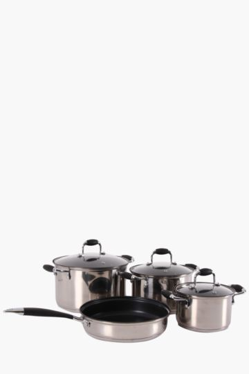 7 Piece Delux Cookware Set
