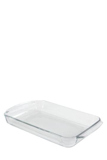 Large Rectangular Dish,3l