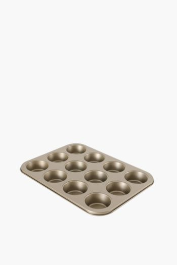 Non-stick Muffin Tray 12 Piece