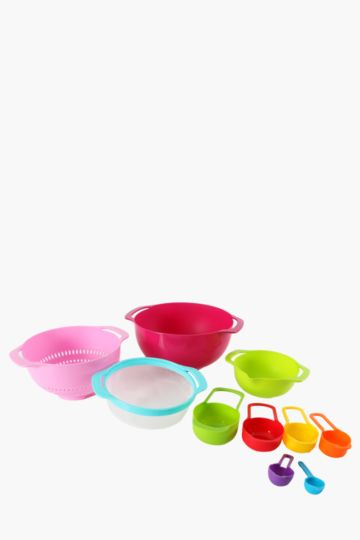 Stackable Mixing Bowl Set