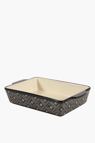 Moroccan Ceramic Roaster, Large