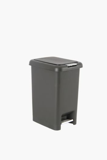 Push And Pedal Bin, 10l
