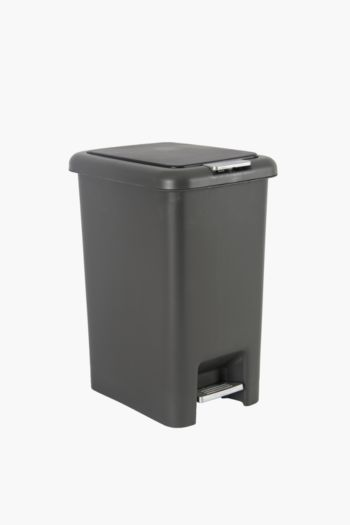 Push And Pedal Bin, 20l