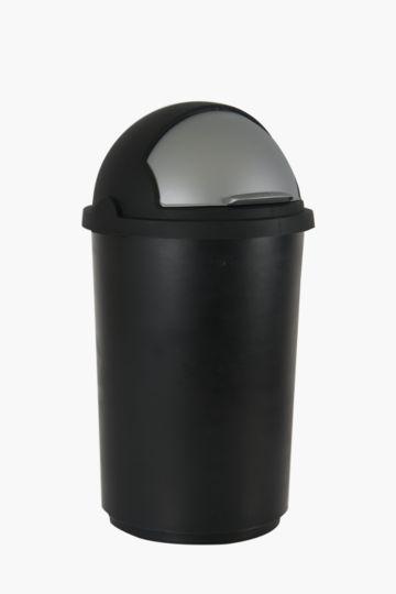 Plastic Dustbin Swing, 50l
