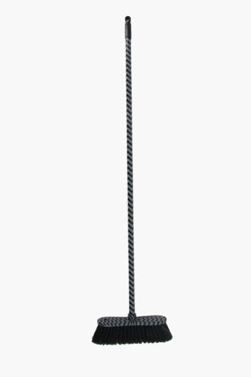 Chevron Plastic Broom