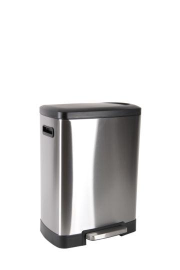 50l Stainless Steel Dustbin