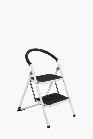 2 Step Rubberized Ladder