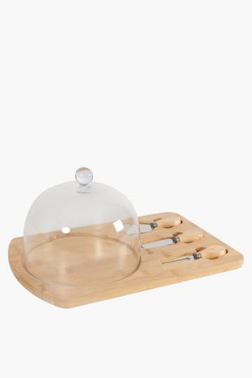 Remo Dome And Cheese Board