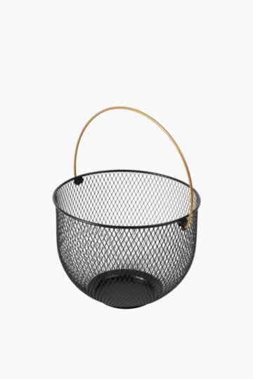 Metallic Mesh Bowl, Small