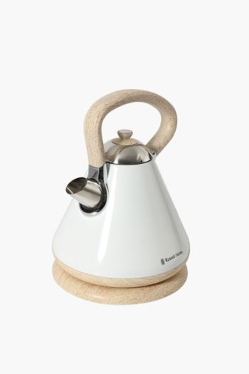 Russell Hobbs White + Wood Kettle, 1,7 L