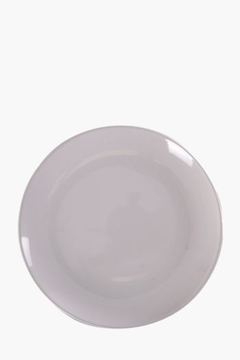 Glossy Round Side Plate