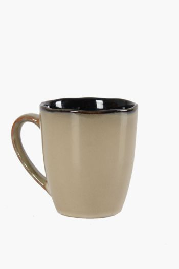 Crackle Ethnic Mug