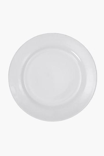 Basic Porcelain Dinner Plate