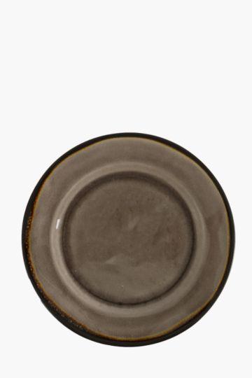 Glaze Stoneware Dinner Plate