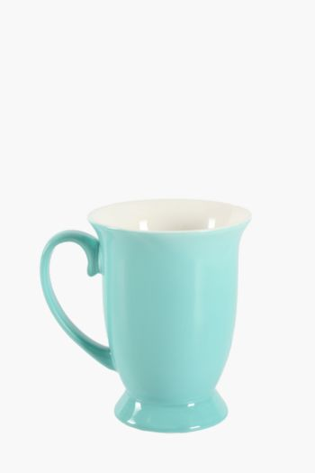 Pastel Footed Mug