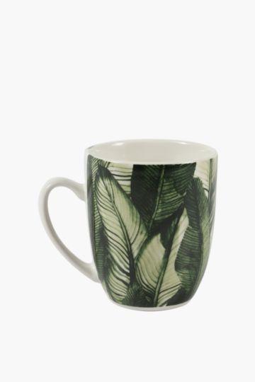 Floral Porcelain Mug