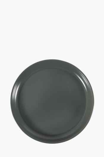 Contemporary Porcelain Dinner Plate