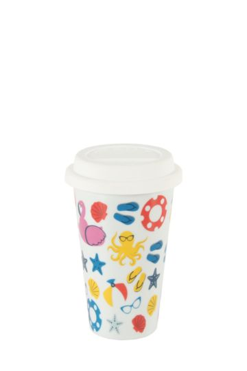 Hula Travel Mug
