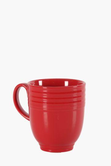 Memphis Glaze Stoneware Mug