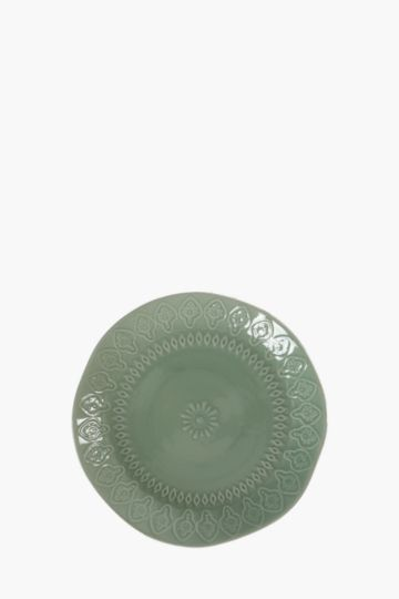 Porcelain Morocco Side Plate