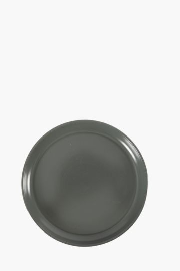 Stackable Contemporary Dinner Plate