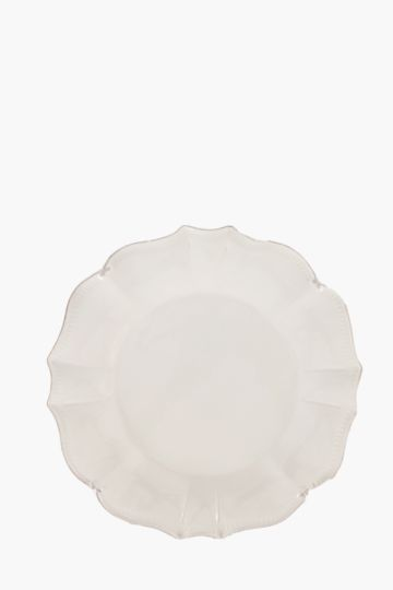 Luxury Lace Dinner Plate