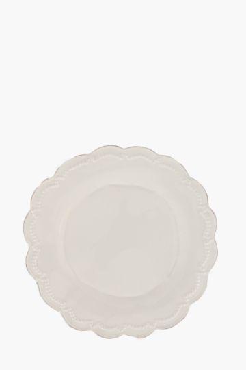 Luxury Lace Side Plate