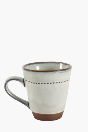 Terracotta Stoneware Mug