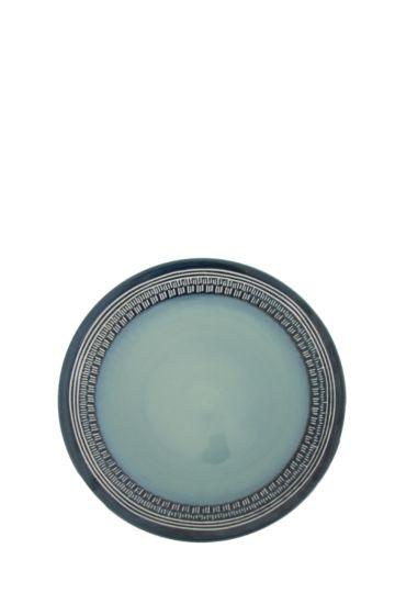 Mediterranean Stoneware Dinner Plate